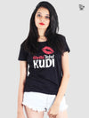 DELHI'teful Kudi Printed Women Round Neck T-shirt - POPCON