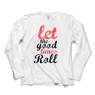 Good Times Printed Full Sleeve T-shirt