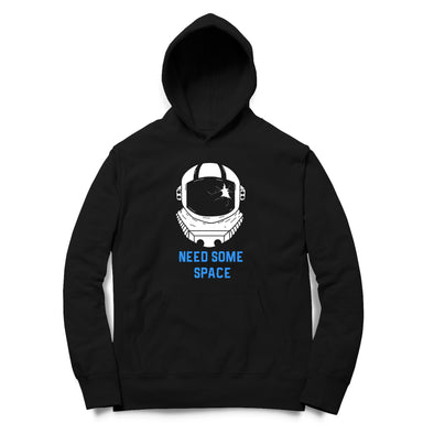 Need Some Space Printed Hoodie