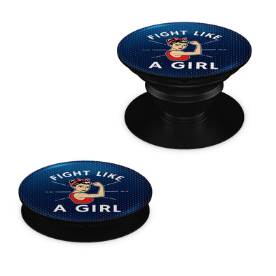 Fight Like A Girl Pop Grip