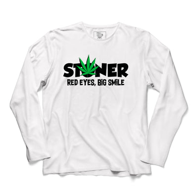 Stoner Printed Full Sleeve T-shirt