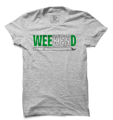 WEEkenD Printed Half Sleeve T-shirt