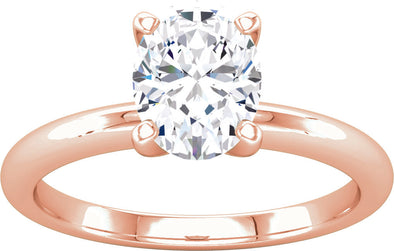 Solitaire (4-prong) Engagement Ring I