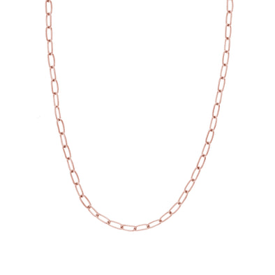 5mm Paperclip Chain Necklace