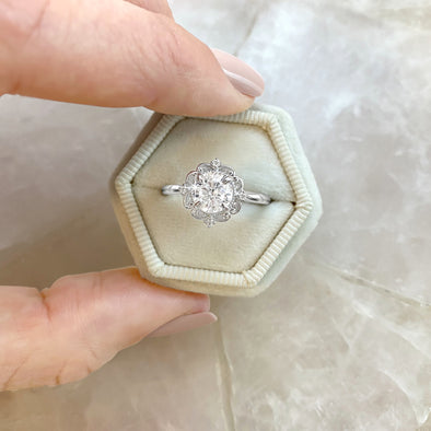 Custom Bridal - Engagement Ring
