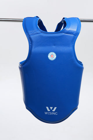 IWUF approved sanda chest protector, male