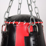 Pear shaped punching bag