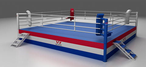 Boxing ring 8 x 8 m