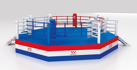 Boxing ring octagonal