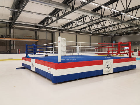 Boxing ring muaythai IFMA approved – wesingstore.com