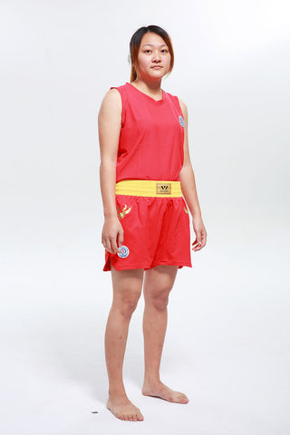Sanda uniform female - IWUF approved