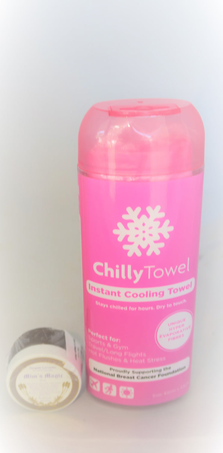 Pink Chilly Towel & Mim's Magic Duo