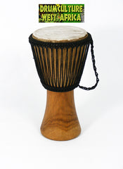 "Djembe Professional Bucara 11"" Double Strung Smooth Shell (BUC103DS)"