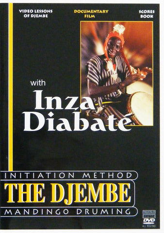 Learning Djembe DVD (72.DJEDVD1)