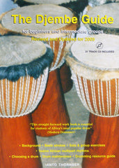 The Djembe Guide Book Plus CD (72.135)