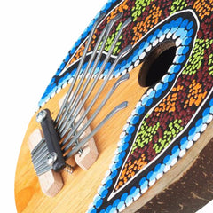 Mbira Kalimba Thumb Piano 7 Keys