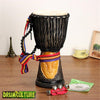 Image of African Djembe Hand Drum 8 Inch (20 cm) Head