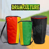 "Image of Djembe Bag Case, 8"" 10"" 12"" Inch, African Drum Bags"