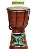 Image of African Djembe Hand Drum 4 Inch (10 cm) Head