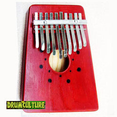 Mbira Kalimba 10 Key Thumb Piano