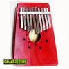 Image of Mbira Kalimba 10 Key Thumb Piano