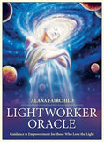 Lightworker Oracle Cards Alana Fairchild