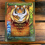 World Animal Dreaming Oracle Cards New Edition
