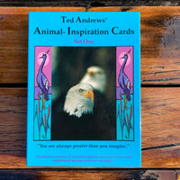 Animal Inspiration Cards Ted Andrews
