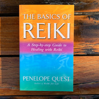 P.Quest The Basics of Reiki