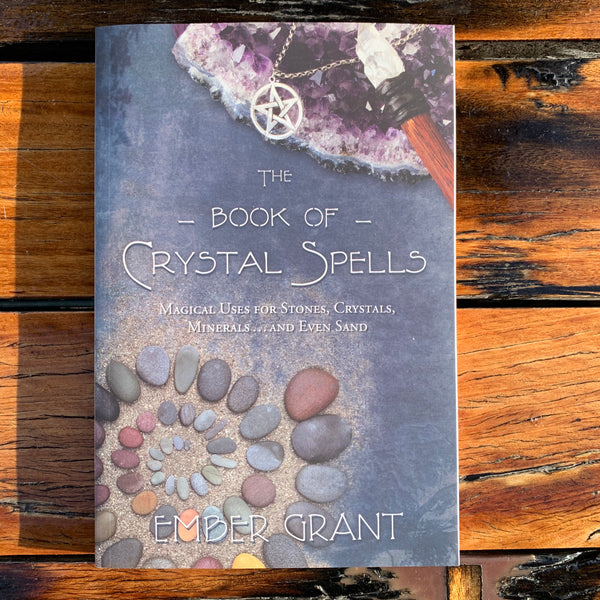 E Grant The Book Of Crystal Spells