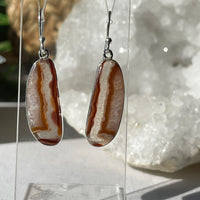 Macrame Hanging Natural Blue MAC7a