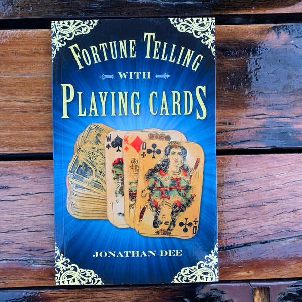 J Dee Fortune Telling With Playing Cards