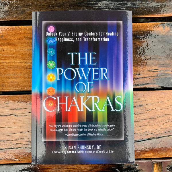 S. Shumsky The Power Of Chakras