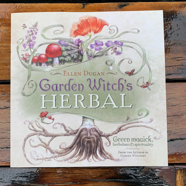 E Dugan Garden Witch's Herbal
