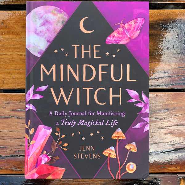 J Stevens The Mindful Witch