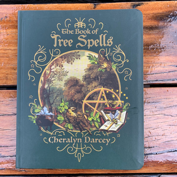 C Darcey The Book Of Tree Spells