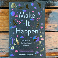 Make It Happen Jordanna Levin