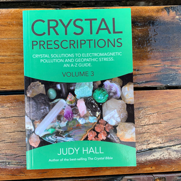 J. Hall Crystal Prescriptions Volume 3