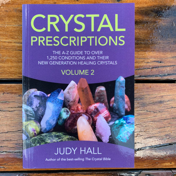 J. Hall Crystal Prescriptions Volume 2