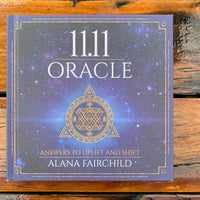 Alana Fairchild 11.11 Oracle