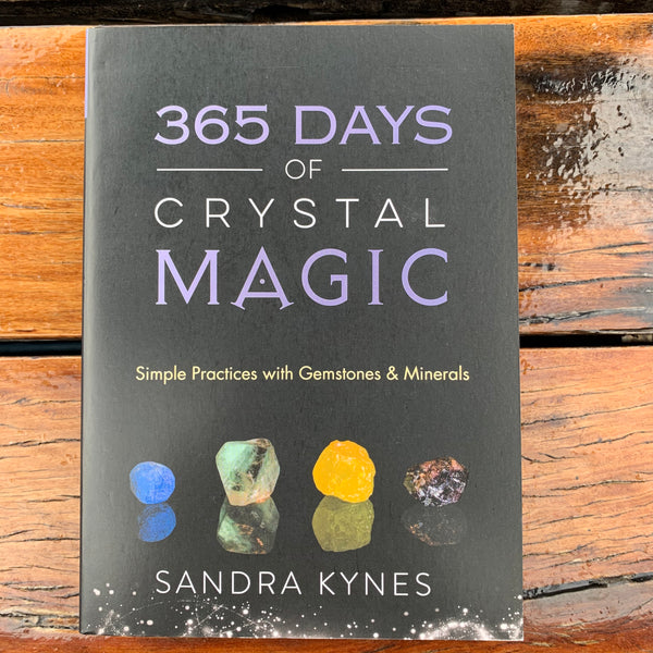 S Kynes 365 Days Of Crystal Magic