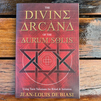 J. Biasi The Divine Arcana Of Aurum Solis