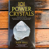 J Hall 101 Power Crystals
