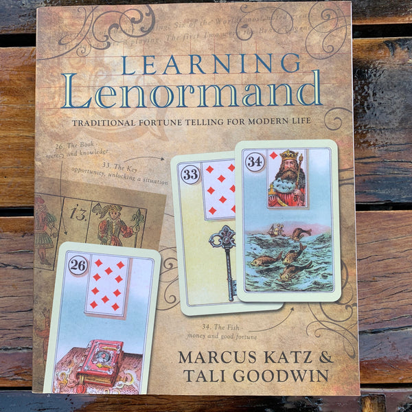 Marcus Katz Learning Lenormand