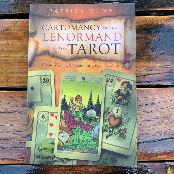 P Dunn Cartomancy Lenormand And The Tarot