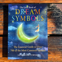 The Little Book Of Dream Symbols Jacqueline Towers