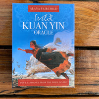 Wild Kuan Yin Oracle Cards