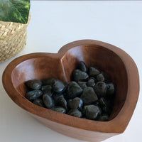 Amber Oval Ring Size 7