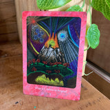 Confident Woman Healing Cards
