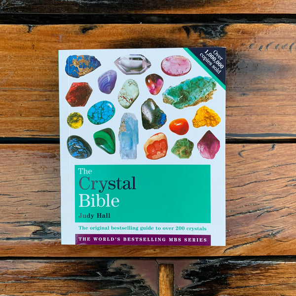 J. Hall The Crystal Bible